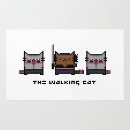 The Walking Cat - Meowchonne Rug