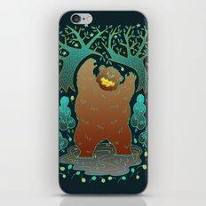 Bear in the Woods iPhone & iPod Skin