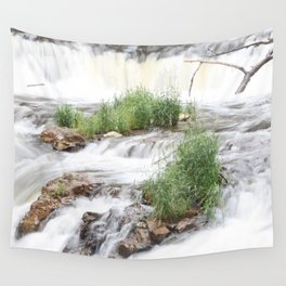 Waterfalls of Wisconsin, Willow River Wall Tapestry