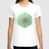 boho T-shirts featuring Boho Medallions by Lisa Argyropoulos