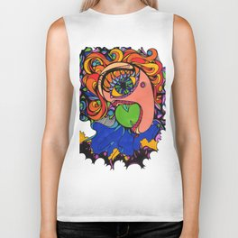 Electric super trip Biker Tank
