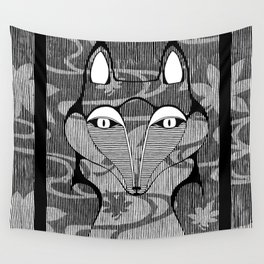 Fox Wall Tapestry
