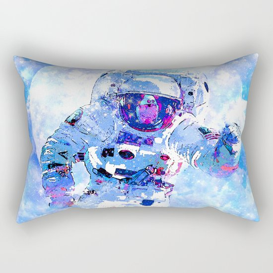 ASTRONAUT  Rectangular Pillow