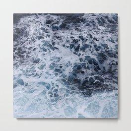 Ocean's Lullaby Metal Print
