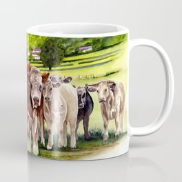 Herd It Throught the Grapevine Coffee Mug