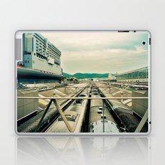 Train station Laptop & iPad Skin