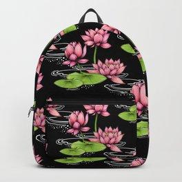 Floating Lotus Backpack