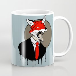 Sly Old Fox Coffee Mug