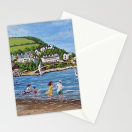 Newquay, Wales Stationery Cards