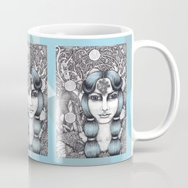 Maiden of Midgard Coffee Mug