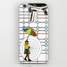 Conforming Future, No Admittance iPhone & iPod Skin