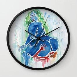 My Throne Wall Clock