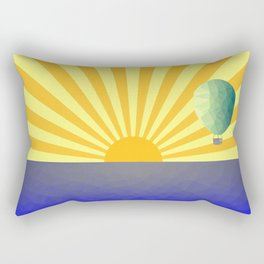 Free Horizon Rectangular Pillow