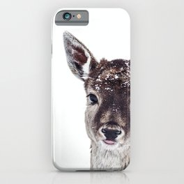 LITTLE FAWN FIONA iPhone Case