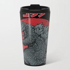 Gojira Kaiju Alpha Metal Travel Mug