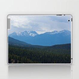 Higher View Laptop & iPad Skin