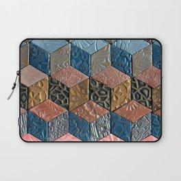 Tumbling Blocks #3 Laptop Sleeve