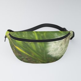 Make a Wish Dandelion Fanny Pack