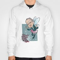 godfather Hoodies featuring Fairy Godfather by breakfastjones