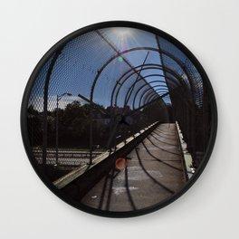 Interstate 195 Wall Clock
