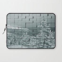 Winter collage Laptop Sleeve