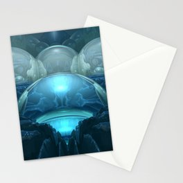 Inside A Blue Moon Stationery Cards