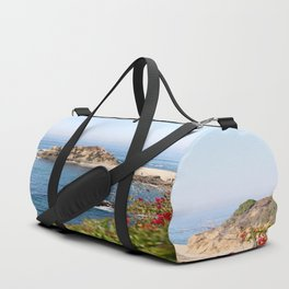 The Lagoon. Duffle Bag