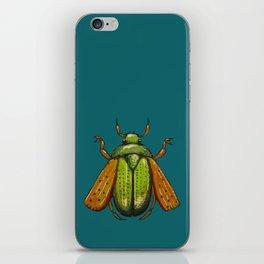Beetle Wings iPhone Skin