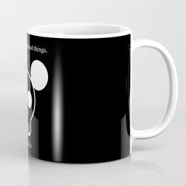Play with Dead Things Coffee Mug
