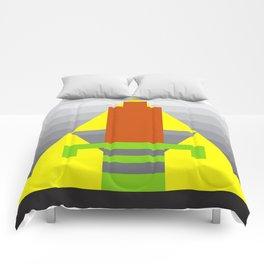 8-Bit Hero Comforters