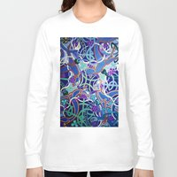 celtic Long Sleeve T-shirts featuring Celtic Knot by Abundance