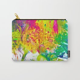 Vagues Vives Carry-All Pouch