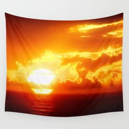 Gorgeous Sunset Wall Tapestry