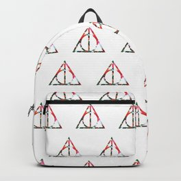 The Deathly Floral Hallows Backpack
