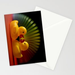 Rubber Duck Still Life II Stationery Cards