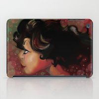 the lights iPad Cases featuring Lights by Jaleesa McLean