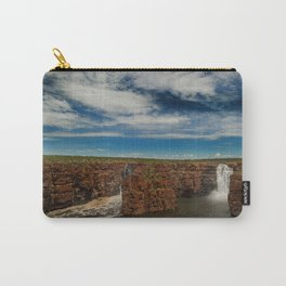 King George Waterfall Carry-All Pouch