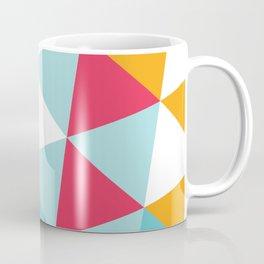 Tropical Triangles Coffee Mug