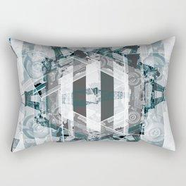 One Night in Paris Rectangular Pillow