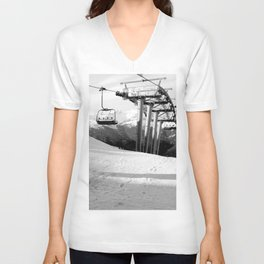 Scenic route equipment Unisex V-Neck