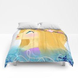 The Iron Queen Comforters