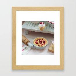 Fresh Baked Framed Art Print