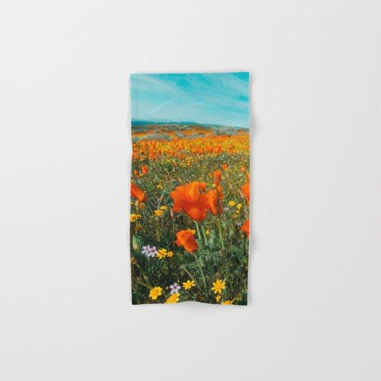 California Wildflower Poppy Superbloom by hillarymurphy