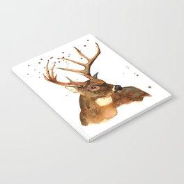 Beautiful Blitzen Notebook