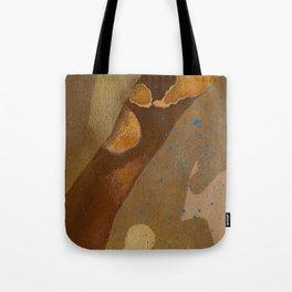 joelarmstrong_rust&gold_093 Tote Bag