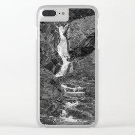 Tessa Clear iPhone Case
