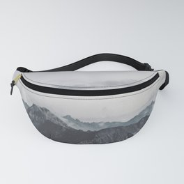 Calm - landscape photography Fanny Pack