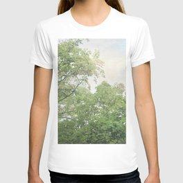 Green Treetops  T-shirt