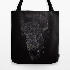 Bison / Buffalo Tote Bag