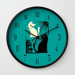 Encounter Wall Clock